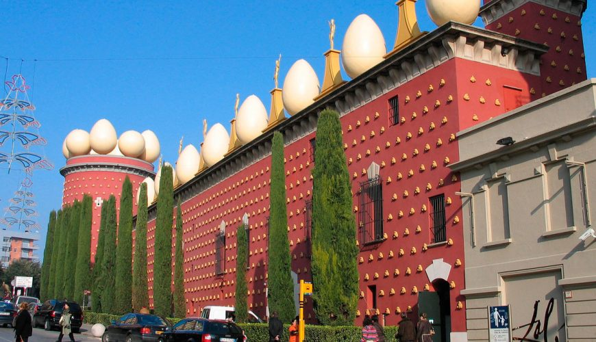 Excursion to the Dali and Gala / Girona Museum by Seolla Travel