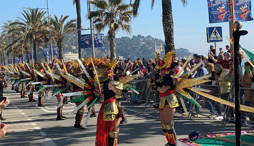 Карнавал в Льорет де Мар
