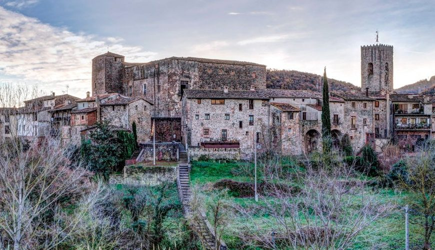 Excursion to Santa Pau - municipality in Spain from Seolla Travel