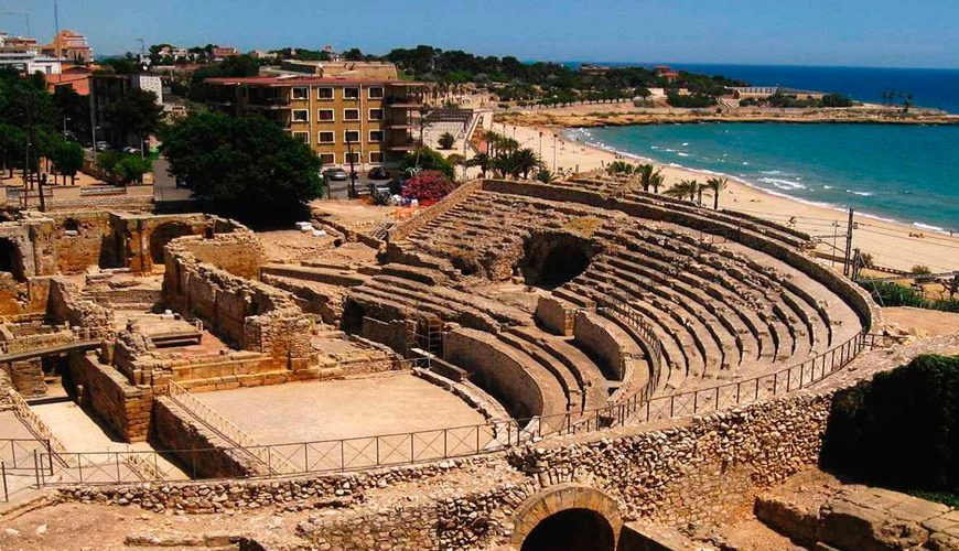 Excursion to the city of Tarragona from Seolla Travel